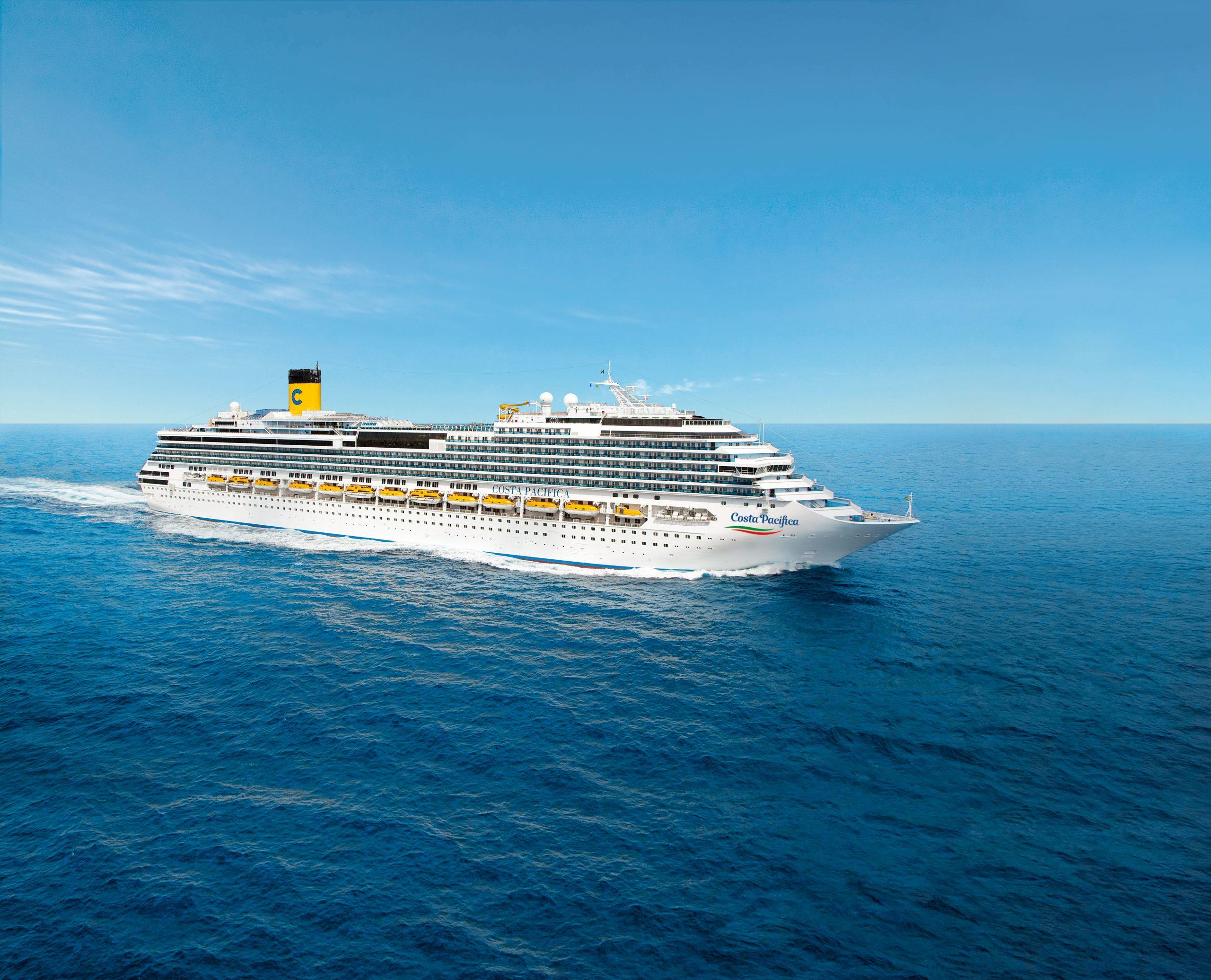 Costa Pacifica Vision Cruise