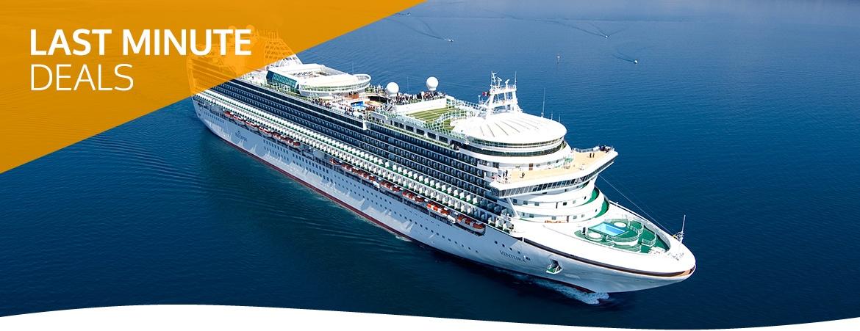 P&O last minute cruise deals