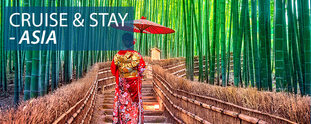 Cruise & Stay Asia