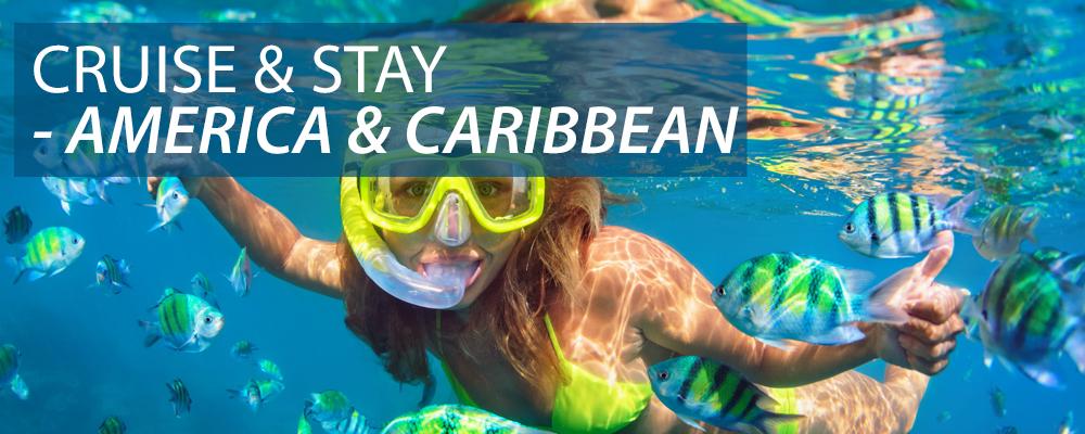 Cruise & Stay America Caribbean