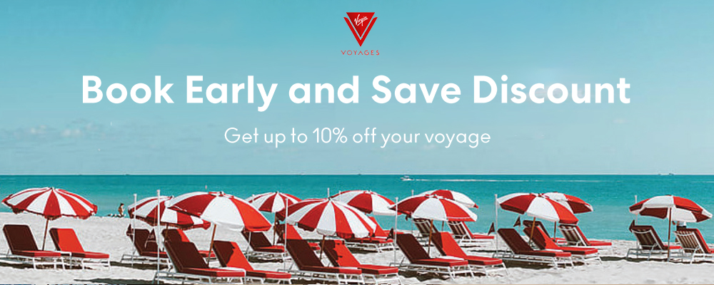 Book Early Save More - VV